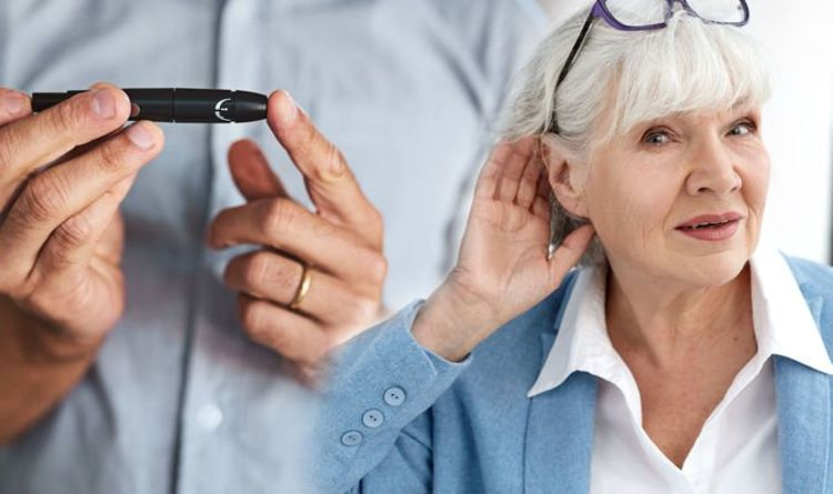 Type 2 diabetes: Experiencing this impairment in your ear is a warning of high blood sugar