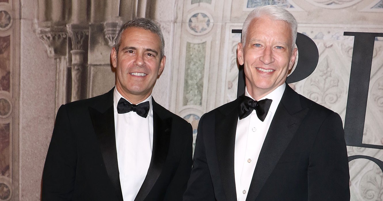 Andy Cohen: Anderson Cooper Has Opened Up 'in New Ways' Since Becoming Dad