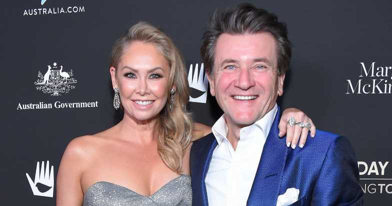Kym Johnson: I Would 'Love to Have More' Kids With Robert Herjavec