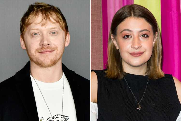 Rupert Grint Is a Dad! Actor Welcomes a Daughter with Longtime Love Georgia Groome