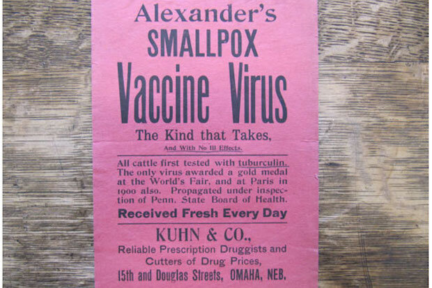 Smallpox was defeated, but it wasn't easy. Here's how it's relevant to COVID-19.