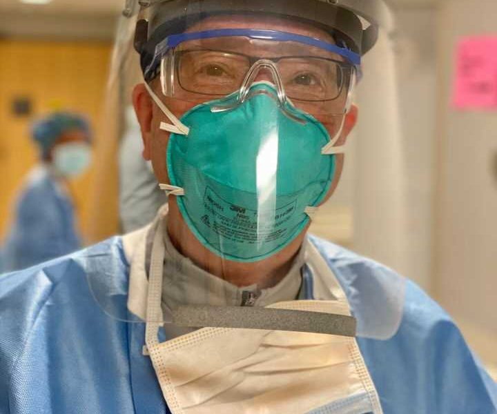 Boston partnership leverages local manufacturing to quickly produce reusable face shields