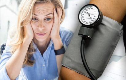 High blood pressure warning – the hidden sign of deadly hypertension you may be missing