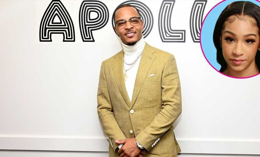 T.I.'s Daughter: Our Relationship's 'Uncomfortable' After Virginity Remarks