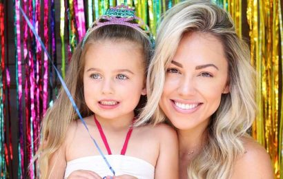 Inside Jessica Hall's Daughter Sophie's 5th Birthday Party: Pics