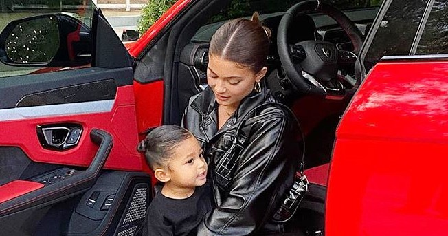 Kylie Jenner Says She 'Won' as a Mom: See Her Sweetest Moments With Stormi