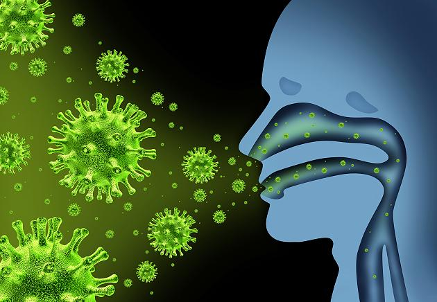 Aerosols are to blame for any second infection: Airing helps – on one condition