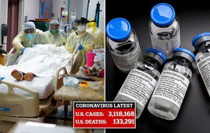 Gilead says remdesivir reduces risk of death in coronavirus patients