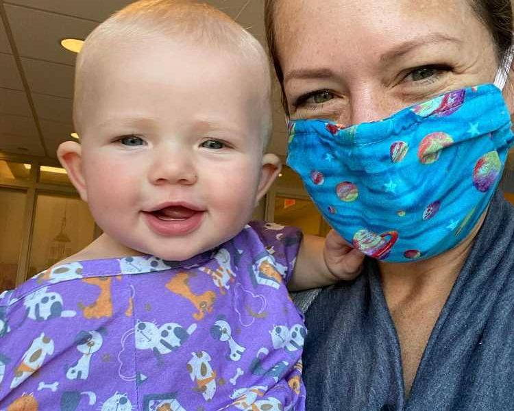 Dylan Dreyer's Sons Ollie, 6 Months, and Calvin, 3½, Have Surgery Days Apart: 'Stressful'