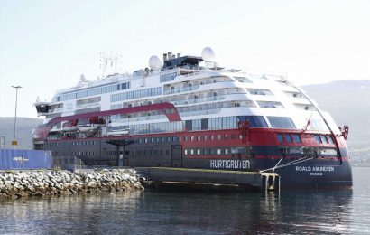 Outbreak hits Norway cruise ship, could spread along coast