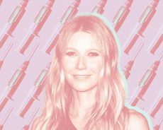 Gwyneth Paltrow's Been Using This 'Clean' Anti-Wrinkle Injectable for Years to Smooth Frown Lines