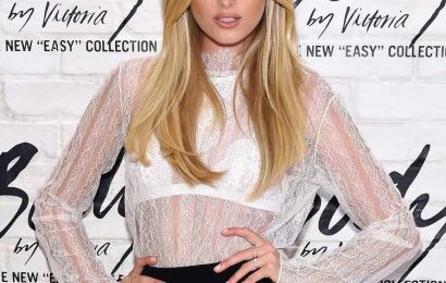 Model Elsa Hosk Expecting First Child: 'Been Keeping This Angel in My Belly a Secret'