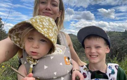 Hilary Duff Writes Kids' Book Inspired By Daughter Banks: My Little Brave Girl
