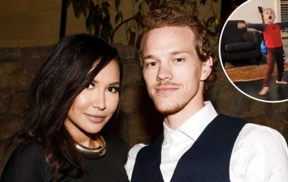 Getting His Groove On! See Naya Rivera's Son Josey Dance to Michael Jackson