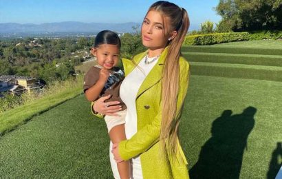 All Grown Up! Kylie Jenner Shows Off 2½-Year-Old Daughter Stormi's 'Big Girl Bed'