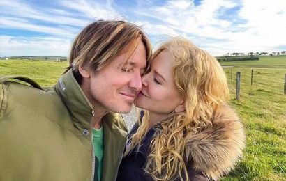 Nicole Kidman Admits Husband Keith Urban Sometimes 'Needs to Escape' Their 'Female-Heavy' Family