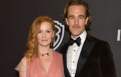 James Van Der Beek and Wife Kimberly Encourage Fans to Donate Blood 1 Year After Pregnancy Loss