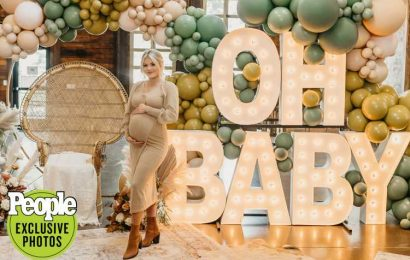Inside Pregnant Witney Carson's 'Safe,' 'Magical' Baby Shower for Her Son on the Way