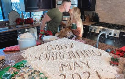 Jersey Shore's Mike 'The Situation' Sorrentino and Wife Lauren Pesce Expecting Their First Child
