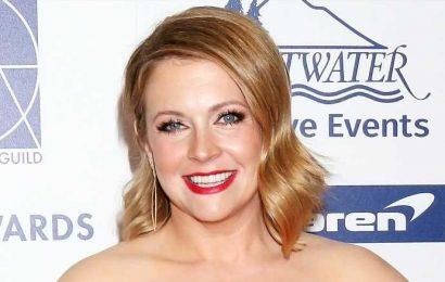 Melissa Joan Hart Shares Son's Reaction to Her Kissing Scene: So 'Awkward'