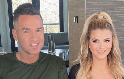 Gym, Tan, Baby! The Situation and Wife Lauren Reveal Baby's Sex: Pics