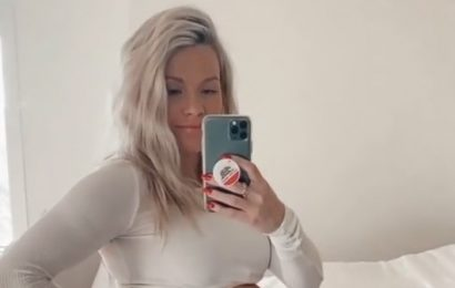 Bump Watch! Witney Carson Jokes That She's Been Pregnant for '1500 Years'