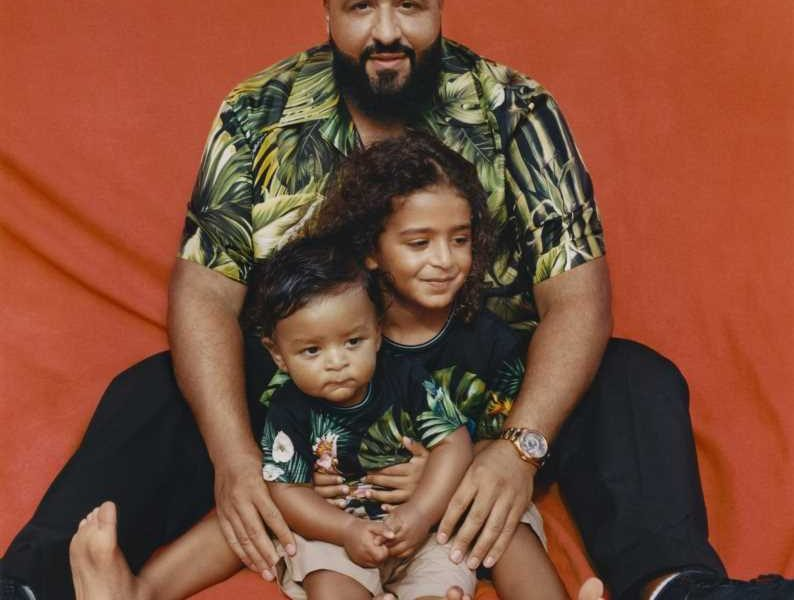 DJ Khaled Says He's a 'Protective' Dad — and Only Plays 'Clean Versions' of Songs Around His Sons