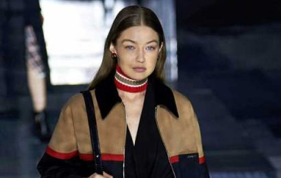 Gigi Hadid's Secret Weapon Against Morning Sickness on the Runway: Bagels
