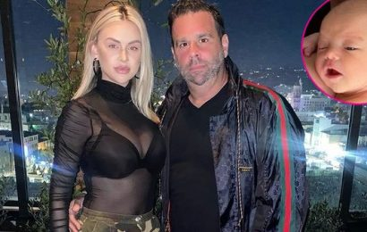 Lala Kent Shows Postpartum Body in Sheer Top 2 Weeks After Daughter's Birth