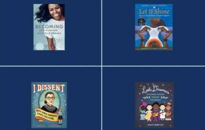 Keep Women's History Month Going With This Reading List for Kids