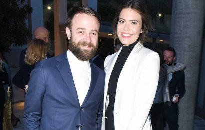 Mandy Moore Shares Lullaby Created for Baby Gus as Husband Taylor Goldsmith Celebrates Her Birthday