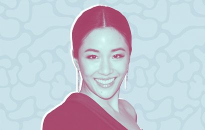 Constance Wu Says Her 9-Month-Old Daughter Has a 'Blue Butt'-And Yes, That's Actually a Thing