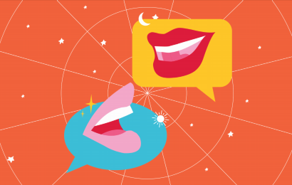 Buckle Up, Kiddos: Your September 2021 Sex Horoscope Predicts White-Hot Passion This Month