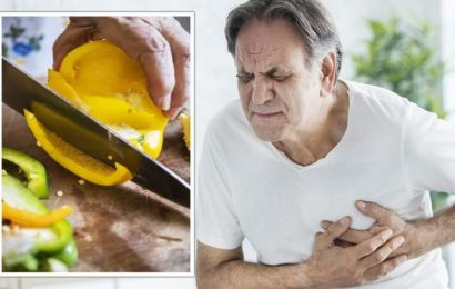 How to live longer: The veg that can lower blood pressure and slash heart attack risk